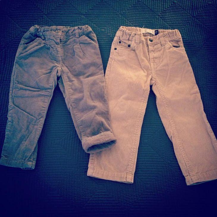 PantalonsVelours2ans