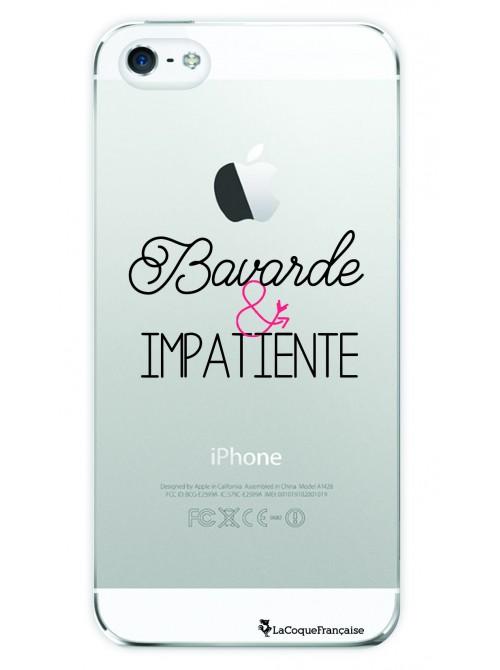 coque-transparente-bavarde-et-impatiente-pour-apple-iphone-5-5s